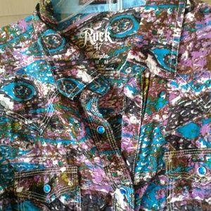 Multiple color shirt